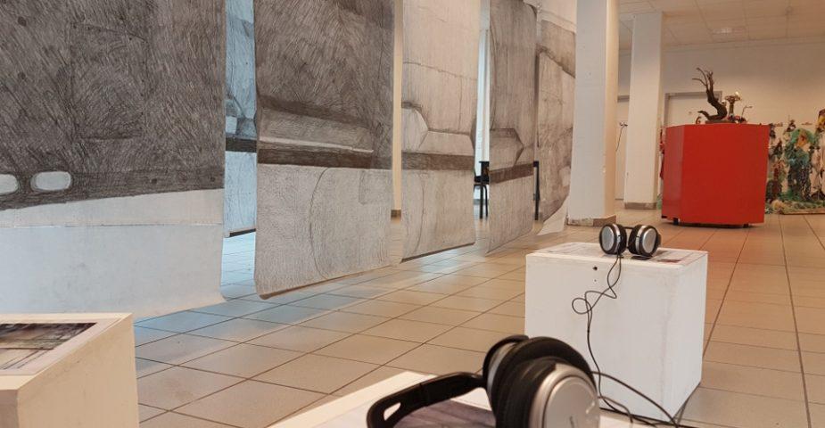 exposition collective Mer interrogée Brest