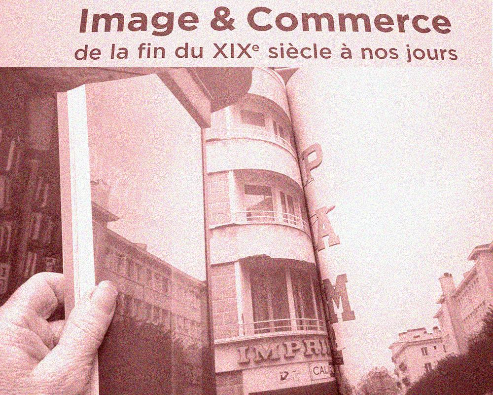 Livre collectif image & commerce édition CRBC UBO Brest